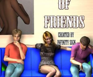Infinity Sign- Best of Friends