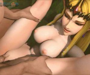 Zelda Fucked HMV