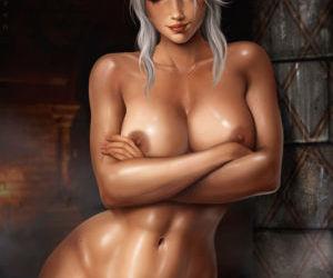 Picture- Nude Ciri by Dandon Fuga