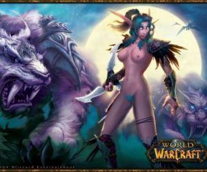 Warcraft Hentai Pics