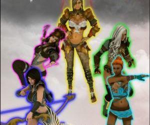 The Fallen Star Ch. 6: Guardians