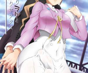 Futanari Lara to Kozukuri Sex -..