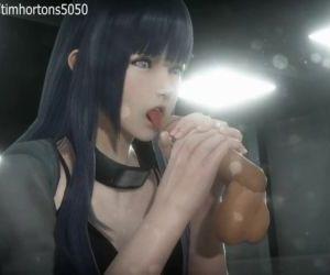 Naruto Hinata Hyuga Hentai Porn..
