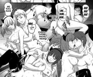 Part Time Manaka-san 2nd - part 9