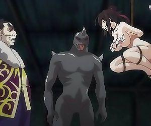 Kunoichi Peony anime part1 14 min..