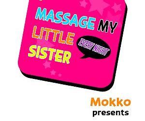 I Massage My Sister Every Night..