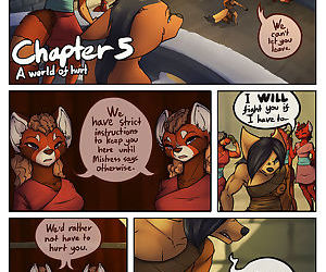 A Tale of Tails: Chapter 5 - A..