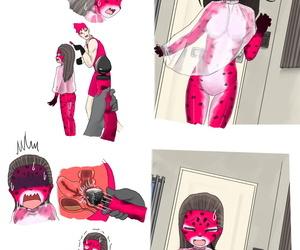 Shinshi Zaibatsu Pink Neko - part 2