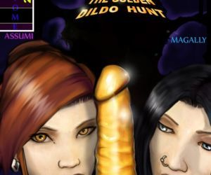 Comics Golden Dildo Hunt- World Porncraft, blowjob  double penetration
