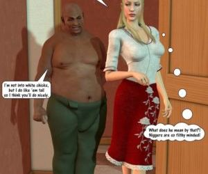 Comics Christian Knockers 2- Darklord - part 4, blowjob , interracical  group