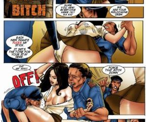 Comics Prison Bitch- Catfight Central, forced  group