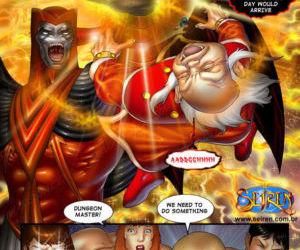 Comics Revelations- Seiren - part 6, blowjob  group