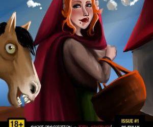 Mavruda – Red Riding Hoe