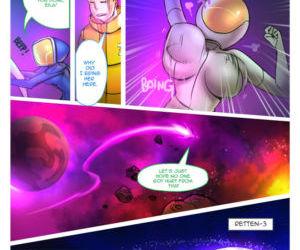 Comics S.EXpedition- Ebluberry - part 10 blowjob