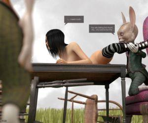 Comics Mad Alyss- Amusteven - part 4, pussy licking , 3d  pussy-licking