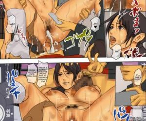 Comics Sacrificial Mother- Hentai - part 8, anal , blowjob  full-color