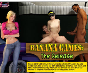 Banana Games- The Release
