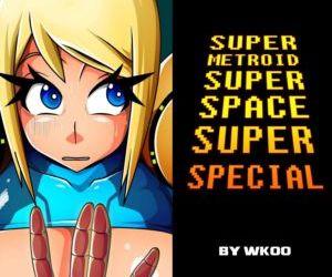 Comics Super Metroid Super Space –.., shemale  hentai-manga