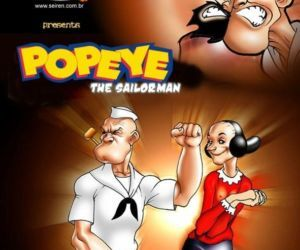 Popeye-The Dance Instructor