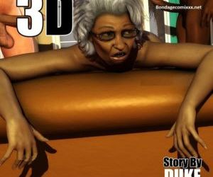 Comics Ms Jiggles 3D – Vol 7- Duke Honey, blowjob , interracical  bigass