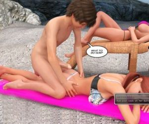 Comics Sister and Mom- Icstor – Incest.., blowjob , threesome  big-boobs