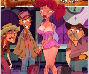 Comics Hillbilly Gang 11- The City Girl-.., blowjob , family
