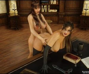 Blackadder- Dickgirls 06 - part 2