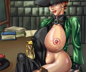 Comics Banana Shortcake 5- Hermione Granger, anal  blowjob