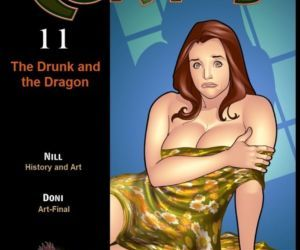 Comics Curtas 11- Drunk and Dragon, seiren  big-cock
