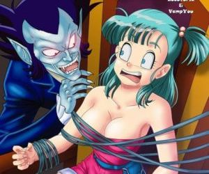 Comics Dante Mondego- Evil Coronation, transformation  bdsm