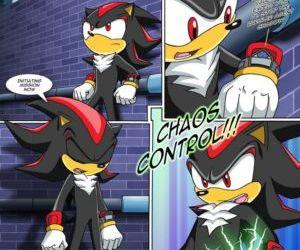 Comics Jinxed Shadow- Pal Comix pal-comix