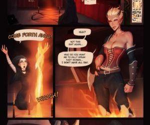 Comics Hella Trap- InCase, blowjob  shemale