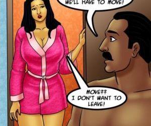 Comics Savita Bhabhi 73- Caught in the Act -.. group