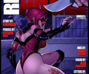 Comics JABCOMIX- RED ANGEL 5, blowjob , forced  family