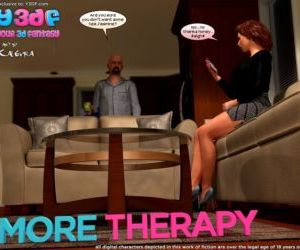 Comics Y3DF- More Therapy son-mom