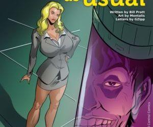 Comics MCC- Business as Usual milf