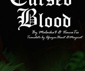 Comics Malaika4- Cursed Blood forced
