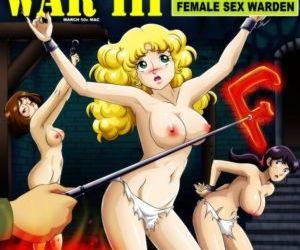 Comics Palcomix- Spoils of War 3, blowjob , bondage  lesbian