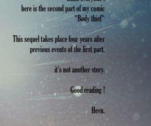 Comics Hevn- Body Thief 2, full color  transformation