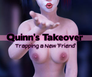 Comics Strapy- Quinn's Takeover, shemale  big-cock