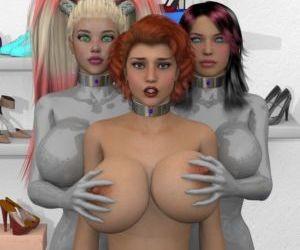 Comics Big Kahuna- Perfect Pairs, double penetration  threesome