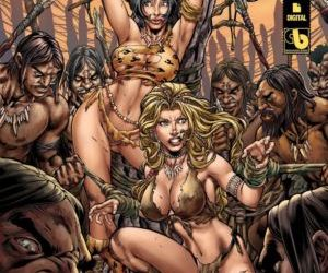 Comics Boundless- Jungle Fantasy Survivor 4, milf  blowjob