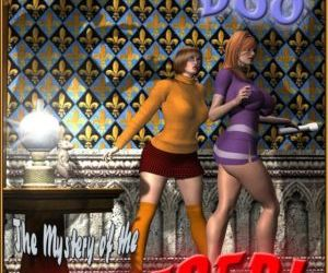 Comics Scooby Doo – Creeper, 3d  blowjob