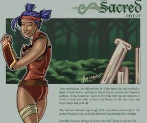 The Sacred Armor