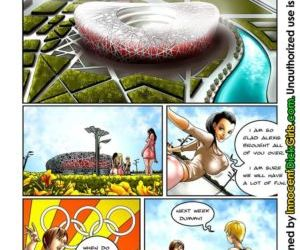Comics The Olympic Pearl shemale