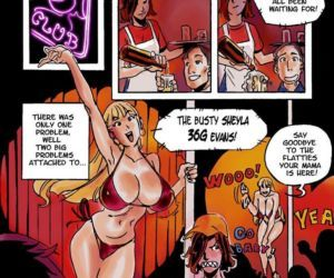 Comics The Expansion Cabaret, cartoon rape  rape