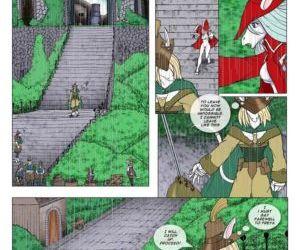 Comics The Colors Of Sorrow, furry  palcomix
