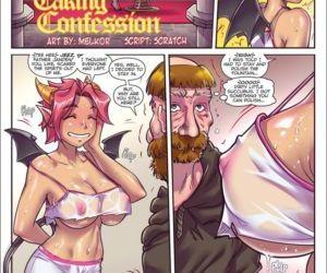 Comics Taking Confession most-popular
