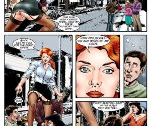 Comics Super Milf 1 black & interracial