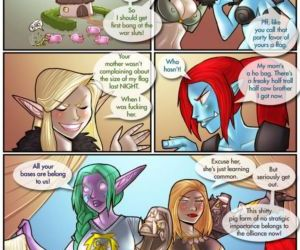 Comics Sex In A Hut world of warcraft